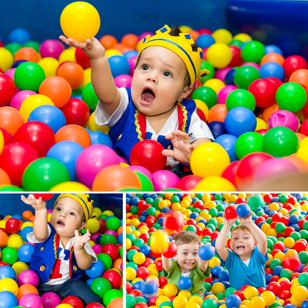 100Pcs 7Cm Colorful Ball Ocean Balls Soft Plastic Ocean Ball Baby Kid Swim Toy For Children Gift Ocean Wave Ball Toys