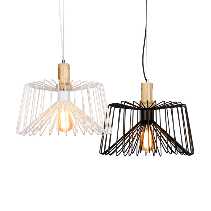 Bar Cafe loft industrial wind40cm The pendant light creative personality of iron spider fashion art Restaurant FG669 retro cafe bar long spider lamp loft light industrial creative office the heavenly maids scatter blossoms chandelier