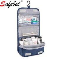 New Bathroom Hygiene Toiletry Storage Bag Men Women Travel Cosmetic Bag Hanging Makeup Organizer