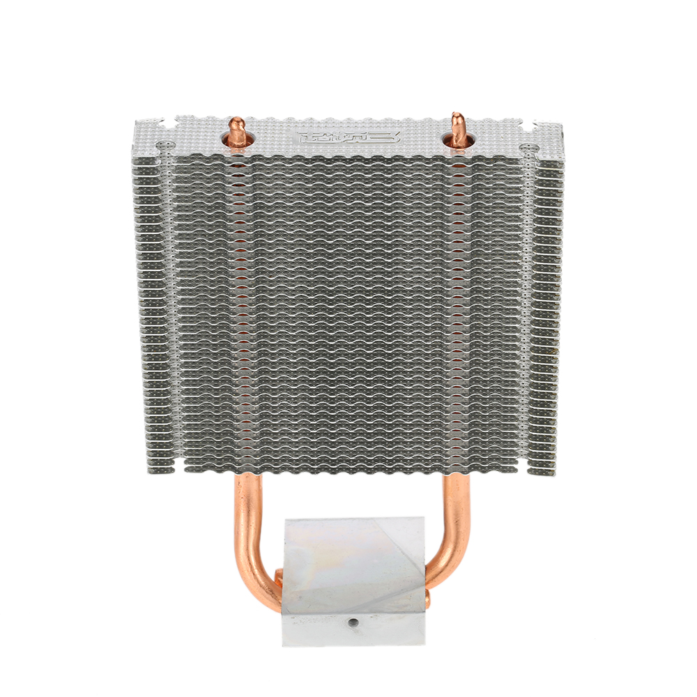 PCCOOLER CPU Cooler HB-802 2 Heatpipes Radiator Aluminum Heatsink Motherboard/Northbridge Cooler Cooling Support 80mm CPU Fan