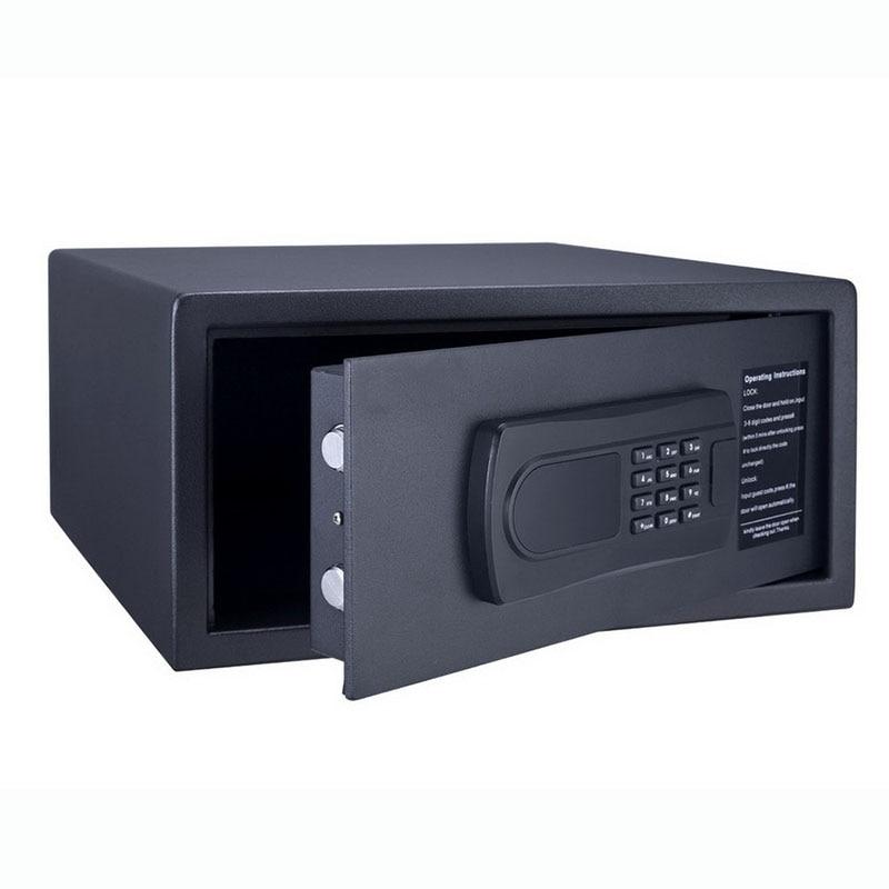 Цифровой Сейф мелкая бытовая мини Сталь сейфы для гостиничных номеров Сейф деньги Jewelry документ банк безопасности