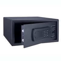 Digital Safe Box Small Household Mini Steel Safes For Hotel Rooms Deposit box Money Cash Jewelry Document Bank Safety Security