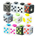 Kocozo Fidget Cube Toys a Vinyl Desk Toy Anti Irritability Toy Magic Cobe Funny The Best Birthday Gift Relieve Pressure Toy