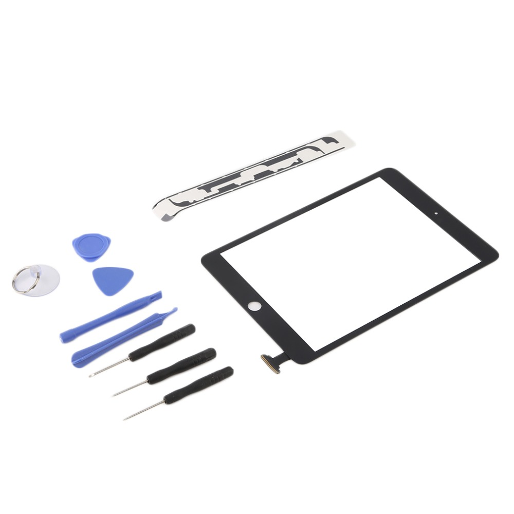 NEW Replacement Tool Touch Screen Digitizer Front Glass for IPAD MINI 1 2 Panel In stock!