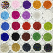 1020Pcs/lot 2mm Charm Crystal Glass Czech Seed Beads Loose Spacer Hama Bead DIY Bracelet Necklace for Jewelry Making Accessories
