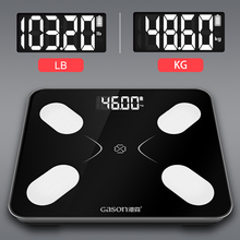 S3 Body Fat Scale Floor Scientific Smart Electronic LCD Digital Weight Bathroom Balance Bluetooth APP Android or IOS