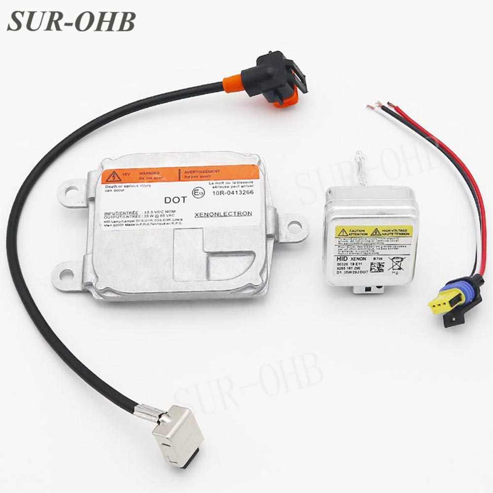small resolution of xenon 10r 0413266 d1s d1r headlight hid ballast 35 xt5 d1 12v for ford