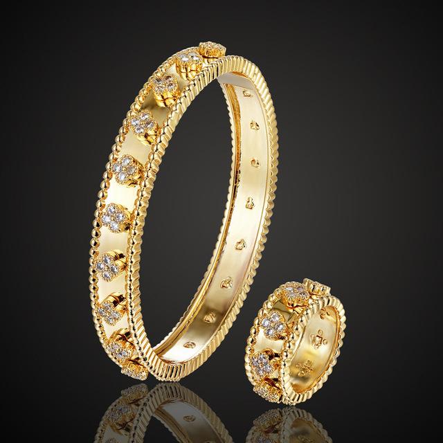 Cubic Zircon bangle For Women