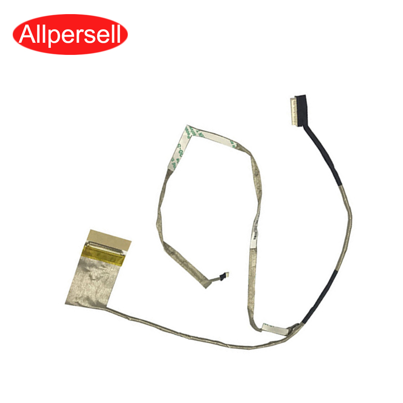 Laptop Lcd <font><b>screen</b></font> cable for <font><b>Lenovo</b></font> Z465 G465 <font><b>G460</b></font> Z460 DC02000ZM10 Flex Cable Display <font><b>Screen</b></font> line Cable image