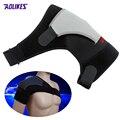 Direito ajustável Suporte de Ombro Único Brace Terapia Magnética Postura Suporte Lesão Artrite Dor Ginásio Esportes Bandagem Z16301