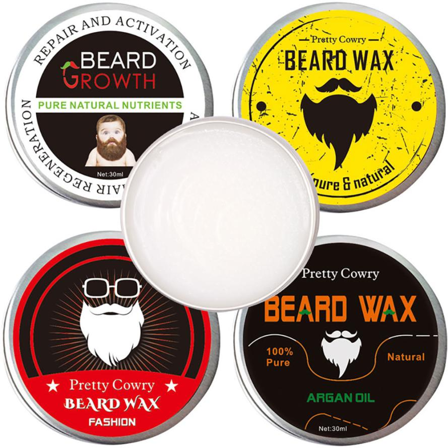 Men Beard Balm Moisturizing Care Cream  5