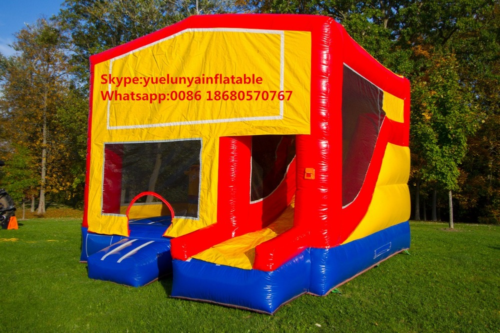 2016 new Factory direct Inflatable castle. Castle combination slide. Inflatable trampoline  KY-139 factory direct inflatable trampoline inflatable castle inflatable slide obstacle yly 0177