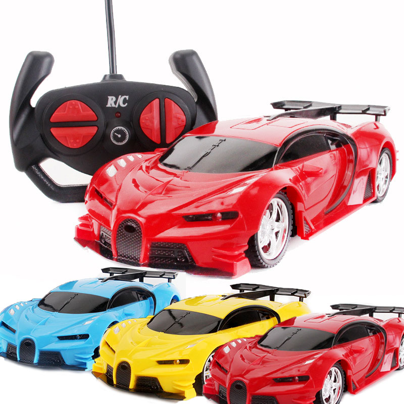 20cm RC Car Drift Racing Car Championship Vehicle Remote Control Electronic Kids Hobby Toys 4 Channels Remote Control Toys