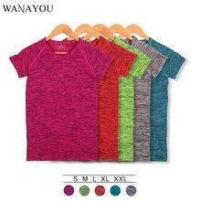 T-shirts da parte superior da aptidão dos exercícios respiráveis da luva curta profissional para a corrida da ioga