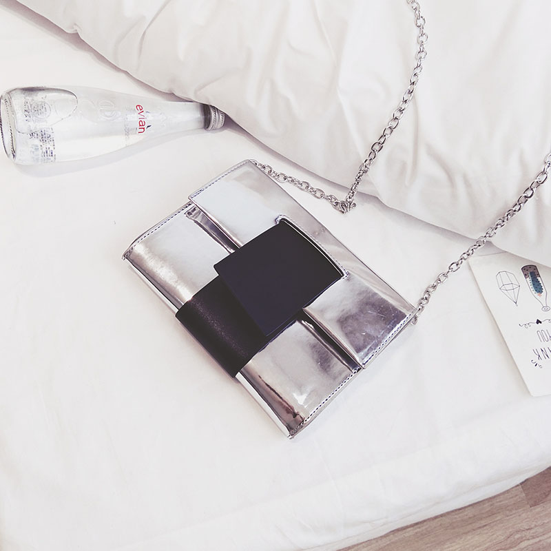 Women's Messenger Bag PU Leather Crossbody Bag For Women Designer Chain Bag High Quality Fashion Flap Bolsa