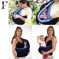 Передняя Пакет хлопок Грудное Вскармливание Эргономичный baby перевозчик слинг младенческой новорожденный кенгуру колыбели pouch слинг wrap mochila bebe