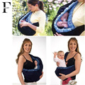 Grupo de cabeza de algodón lactancia ergonómico porta bebé sling infantil canguro bebé recién nacido cuna pouch mochila abrigo de la honda bebe