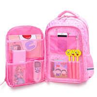 2019 New orthopaedics schoolbags waterproof school backpacks for teenagers girls kids backpack Children school bags mochila