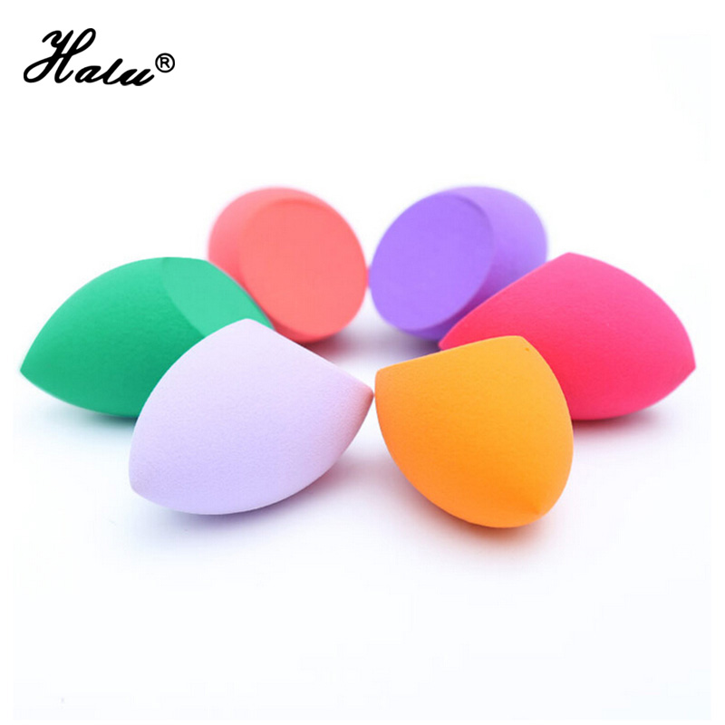 Soft Miracle 8 color Sponge puff pro fundation Makeup Sponge Cosmetic Foundation Puff Flawless Powder Smooth Beauty Egg