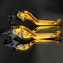 For SUZUKI SV1000 SV 1000 1000S SV650 650 650S Foldable Extendable CNC Motorbike Accessories Motorcycle Brake Clutch Levers