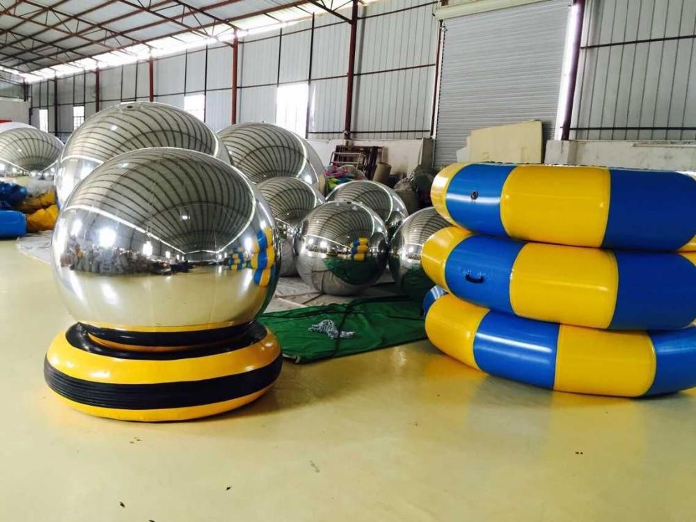 aufblasbare Spiegelkugel Hersteller aus Guangzhou
