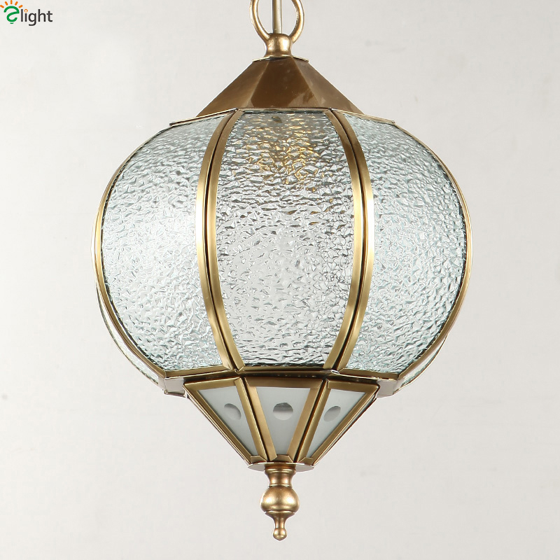 Europe Lustre Crystal Glass Led Pendant Chandeliers Light Copper Corridor Led Chandelier Lighting Led Hanging Lights Fixtures modern lustre crystal led chandelier lighting chrome metal living room led pendant chandeliers light led hanging lights fixtures