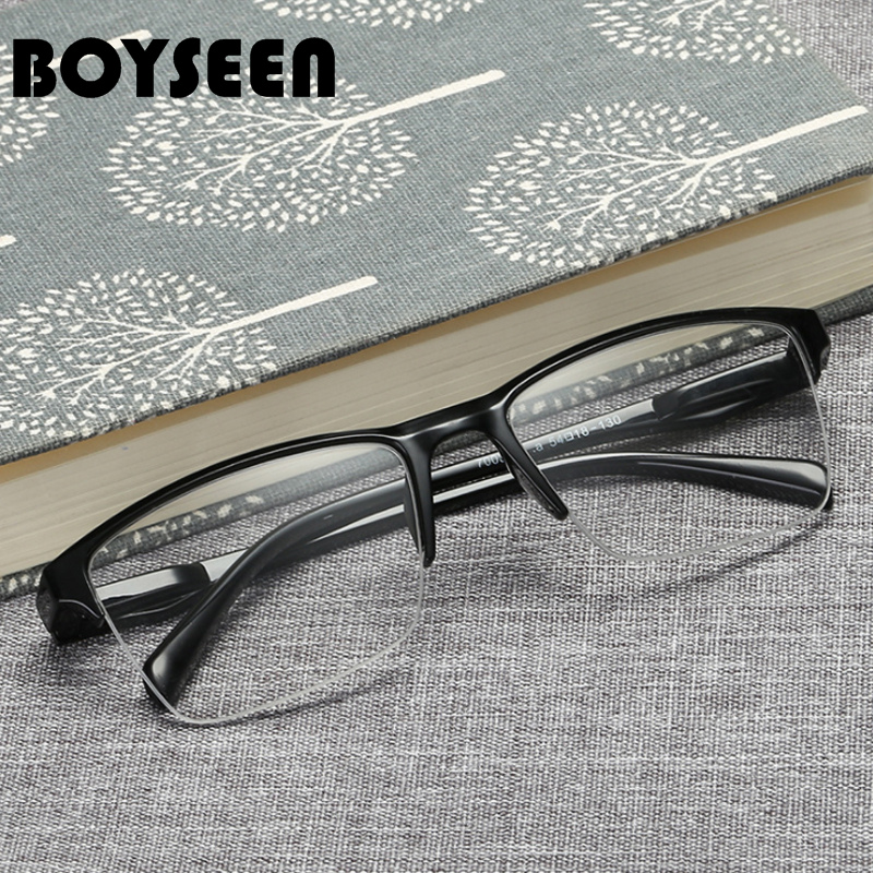Unisex Reading Glasses Presbyopic Eyeglasses Full Frame +75/+100/+125/+150/+175/+200/+225/+250/+275/+300/+325/+350/+375 Portabl