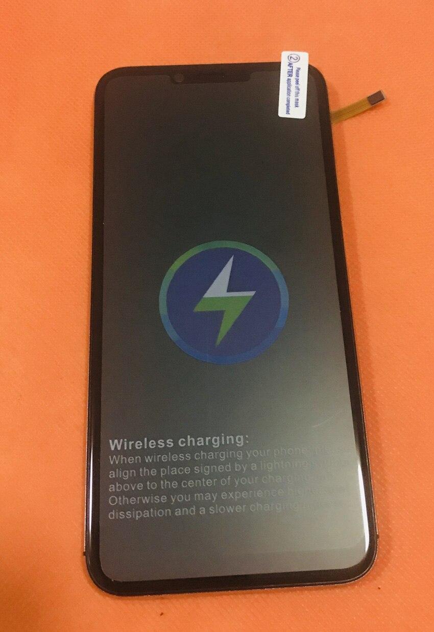 Оригинальный ЖК-дисплей Дисплей + дигитайзер Сенсорный экран + рамка для umidigi One Pro Helio P23 Восьмиядерный Бесплатная доставка