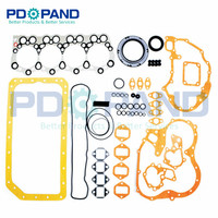 4D33 Engine Overhaul Rebuilding Gasket Kit for Mitsubishi Fuso CANTER Truck and Bus Corporation 4214cc 4.2L