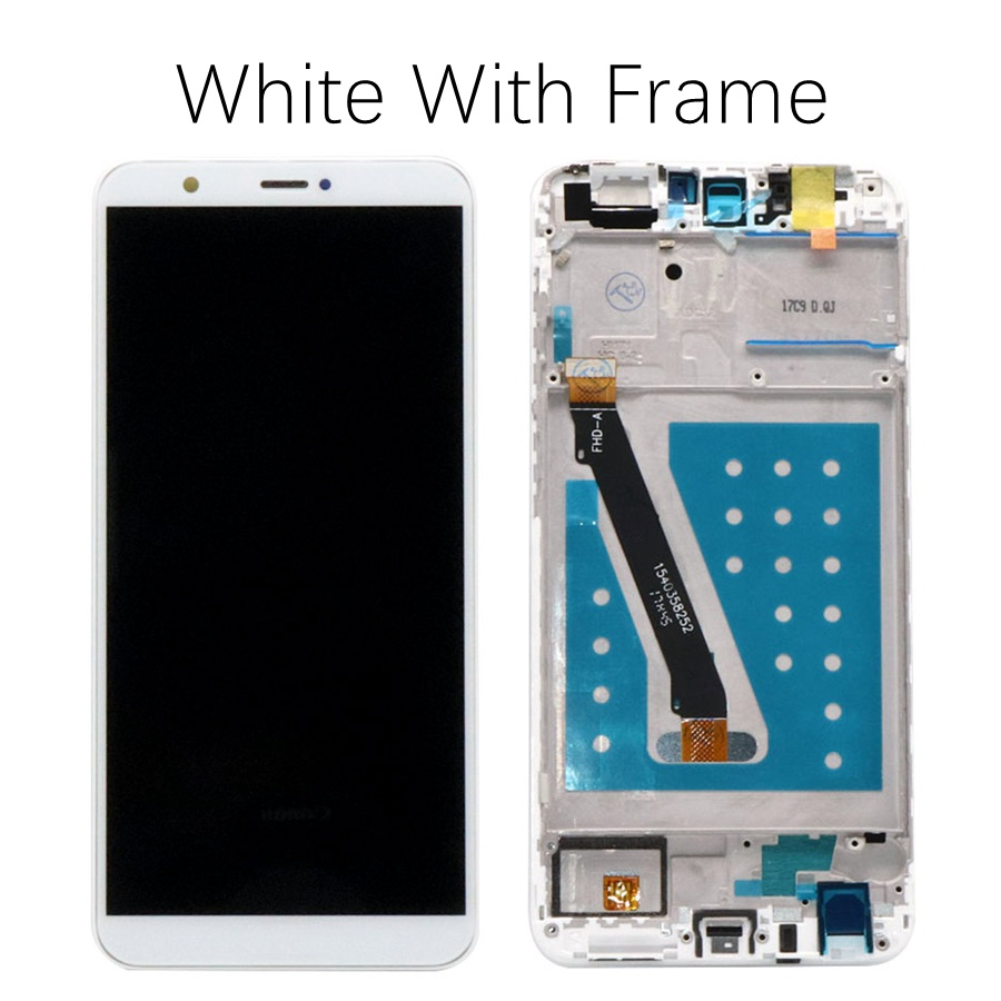For Huawei P Smart LCD Display Touch Screen Digitizer Assembly For Huawei P Smart LCD With Frame FIG LX1 L21 L22 Screen Replace