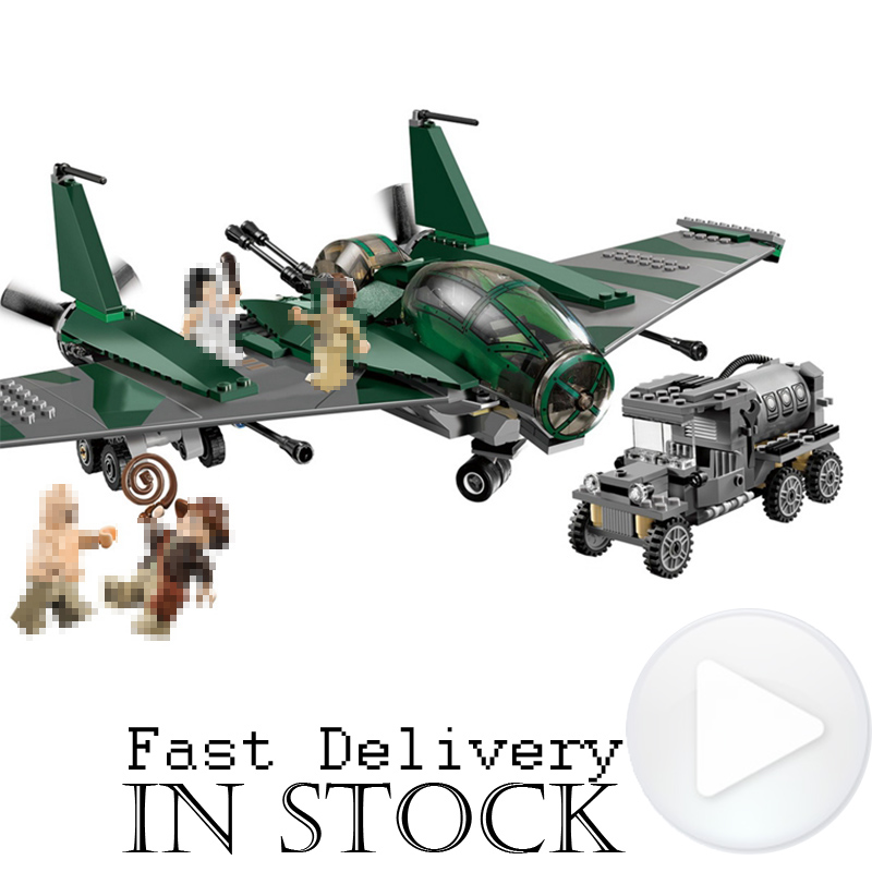 Lepin Indiana Jones Raiders of the Lost Ark Fight on the Flying Wing 31002 401pcs Building Blocks Bricks Toys compatible 7683 simon louvish the man on the flying trapeze – the life