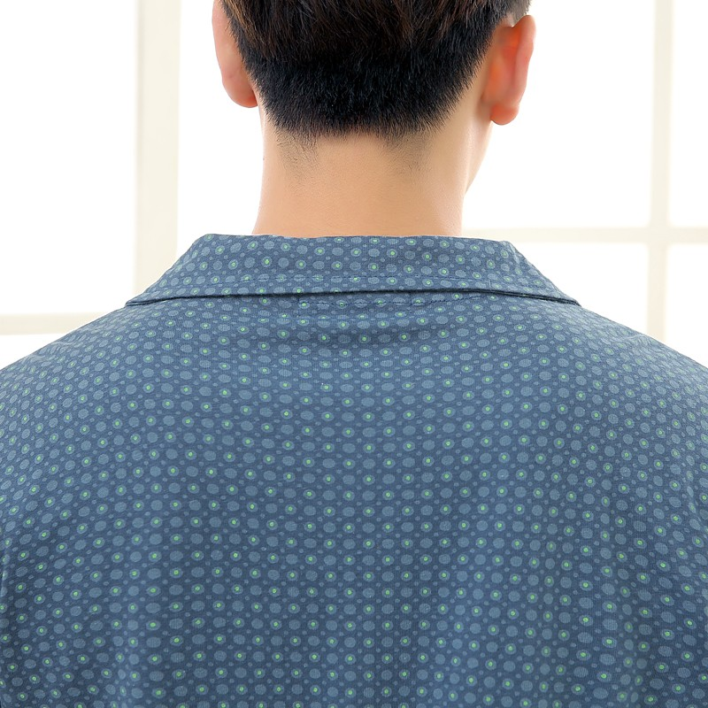 Men\'s Cotton Polyester Pajama Sets RBS-C LYQ1414 35