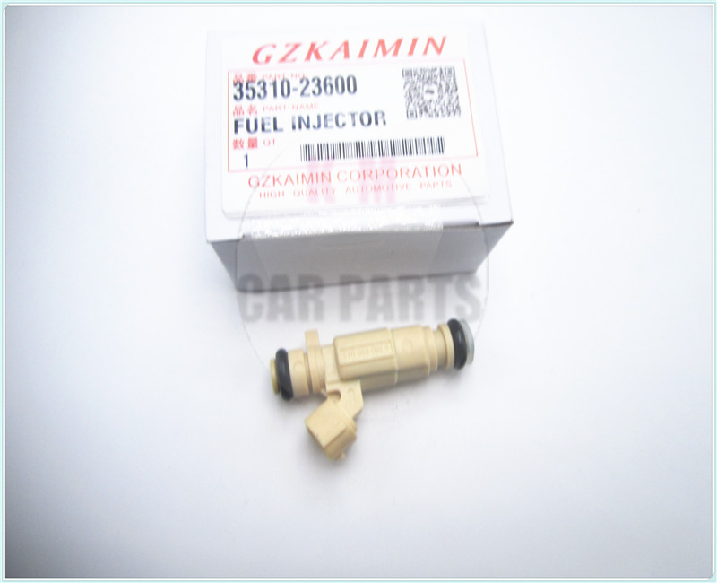 SET 4 NEW high quality Fuel Injector injection nozzle 35310 23600 3531023600 for Hyundai ELANTRA TIBURON