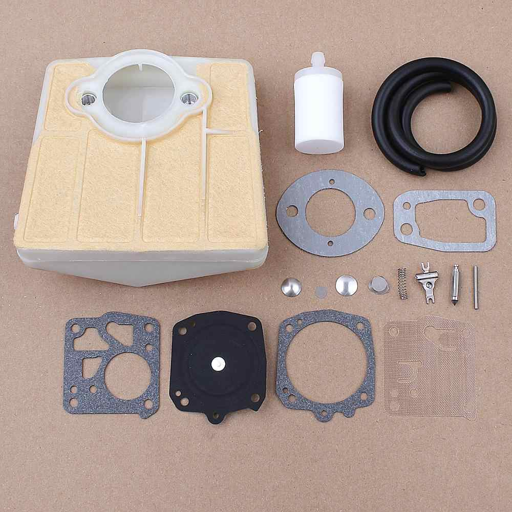 Air Fuel Filter Carburetor Repair Kit Diaphragm for Husqvarna 61 266 281  288 288XP Chainsaw Tillotson RK 23HS RK 23 HS RK23HS    - AliExpressAliExpress