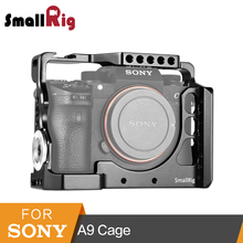 Smallrig kamera klatka dla Sony a9 z Nato Rail Cold Shoe Mount + zestaw rozety Arri 2013