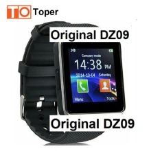2016 mode Original Smart Watch DZ09, Sim Uhr, Smartwatch, Tf-karte, Bluetooth Smart Uhr, GSM Anruf, Standard Bluetooth