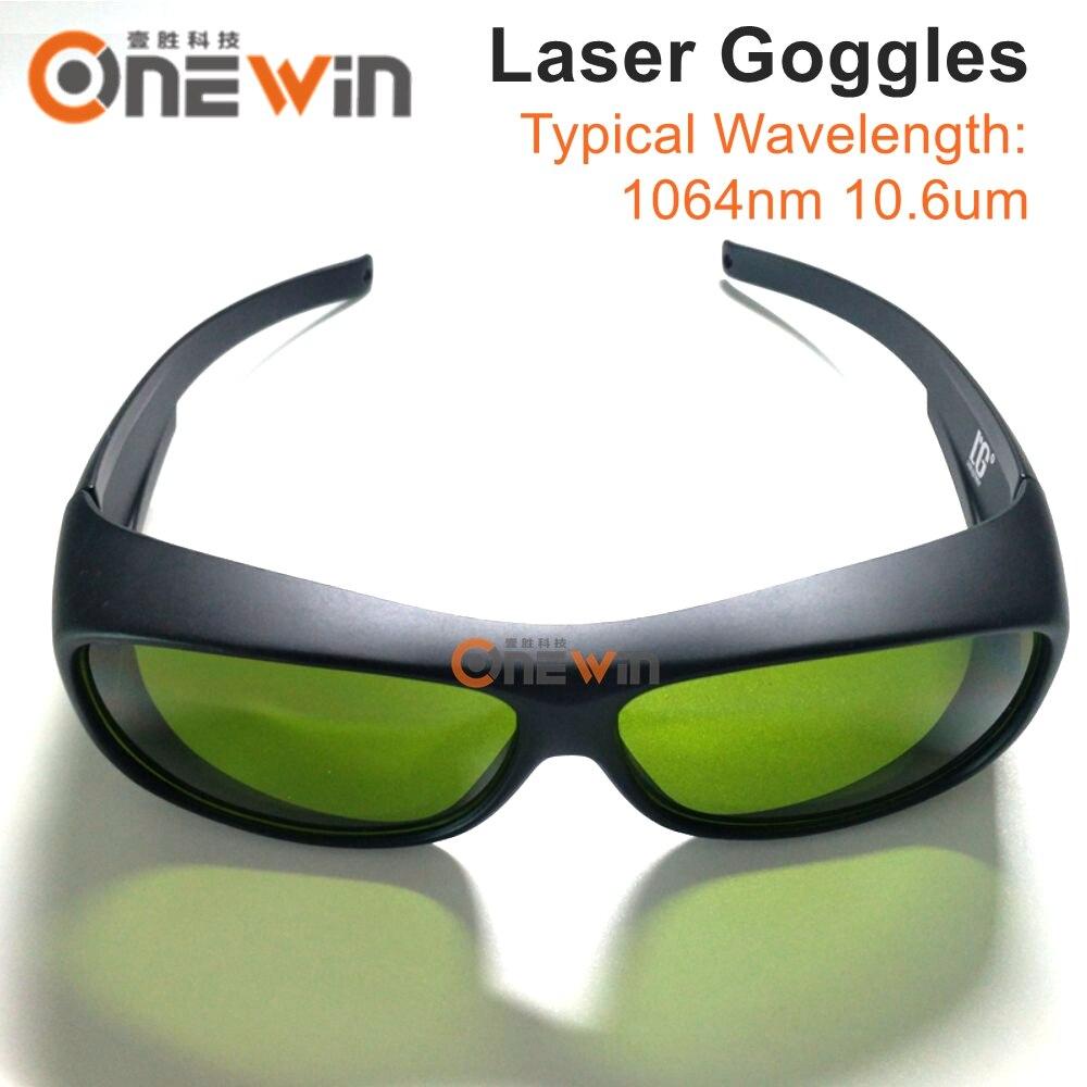 1064nm/10.6um Laser Safety Goggles Protective Glasses For YAG Fiber CO2 Laser engraving Welding Making1064nm/10.6um Laser Safety Goggles Protective Glasses For YAG Fiber CO2 Laser engraving Welding Making