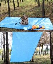 BLUEFIELD Ultralight Sun Shelter Beach Tent Pergola Awning Canopy 190T Polyester taffeta Tarp Camping Sunshelte camping mat
