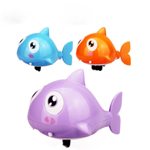 3 pcs lot Baby Bath Toys Funny Water Electronic tortoise Activated font b Battery b font