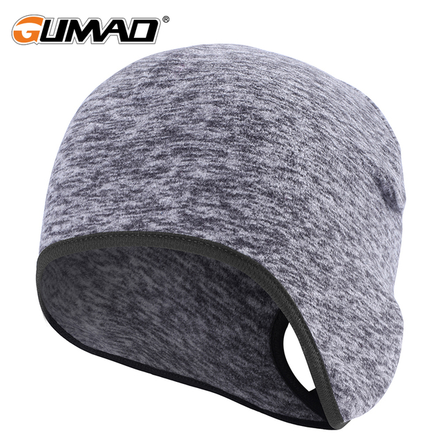 ed63ddda2d0 Outdoor Women Ponytail Fleece Running Hats Winter Warm Thermal Sports  Bicycle Snowboard Hiking Cycling Cap Snow Windproof Skiing