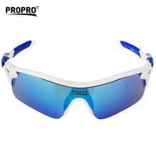 PROPRO Riding Goggles Polarized Men Women Sunglasses Road Cycling Glasses Mountain Bike Goggles Outdoor Sports Glasses 5 Lens