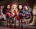 4 pcs/lot Monster Toys Dolls / High Quality Toy Gift for girls Classic Toys /  Hot Selling Action Figure for monster highs