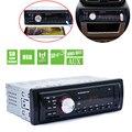Новый Черный 5983 Автомобилей В Тире Стерео Аудио FM Aux Вход Приемника SD USB MP3 WMA Радио 1 DIN 4-канальный high power выход