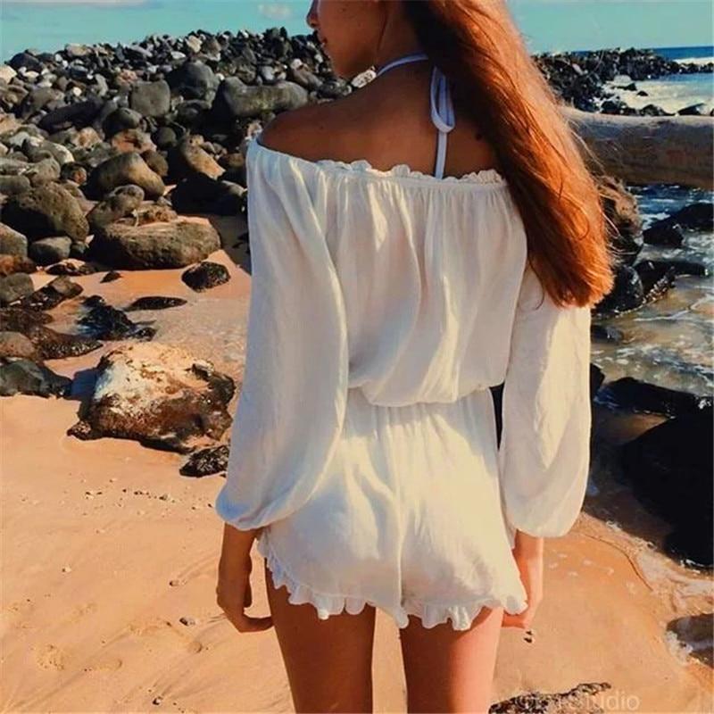 GUMNHU Women's Solid High Waist Harem   Pants     Capris   Summer Beach Womens Trousers Spring Casual Loose Women Clothes