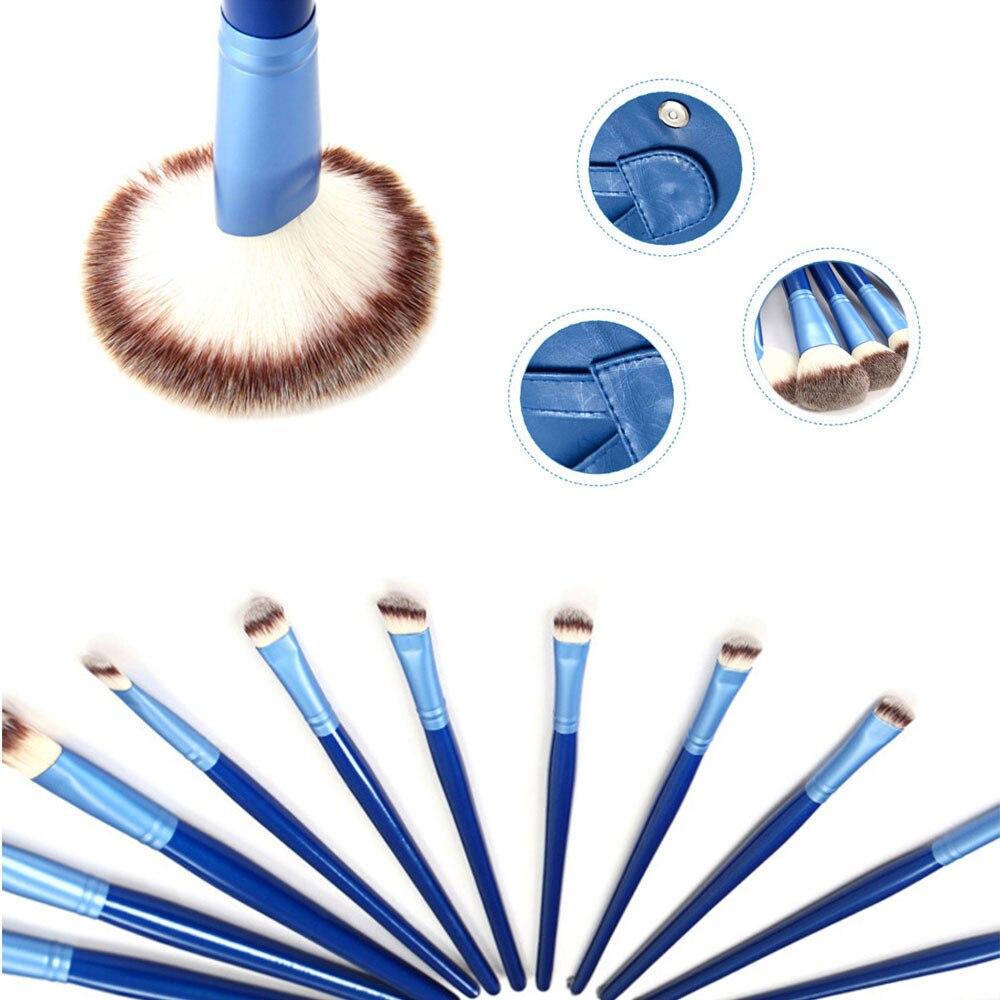 24 шт., набор профессиональных кистей для макияжа, набор кистей для макияжа, лучшее качество, Инструменты кабуки, pinceis de maquiagem - 6