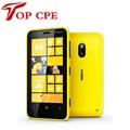 """Оригинал Восстановленное 620 разблокирована Nokia Lumia 620 mobile phone 3.8 """"емкостный экран GPS WIFI 3 Г Microsoft Windows Phone 8"""