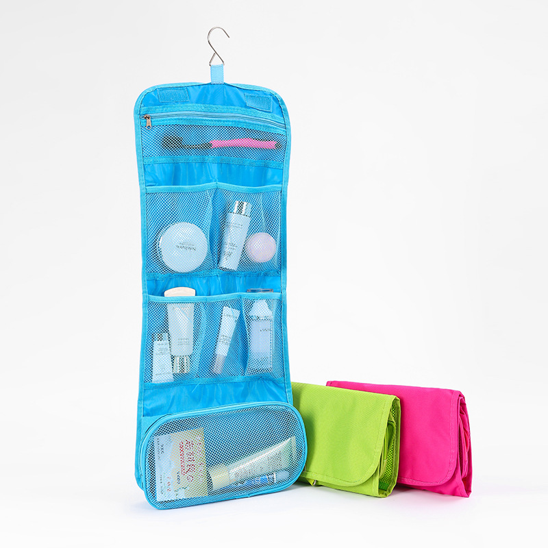Fashion Folding Travel Cosmetic Bag Women