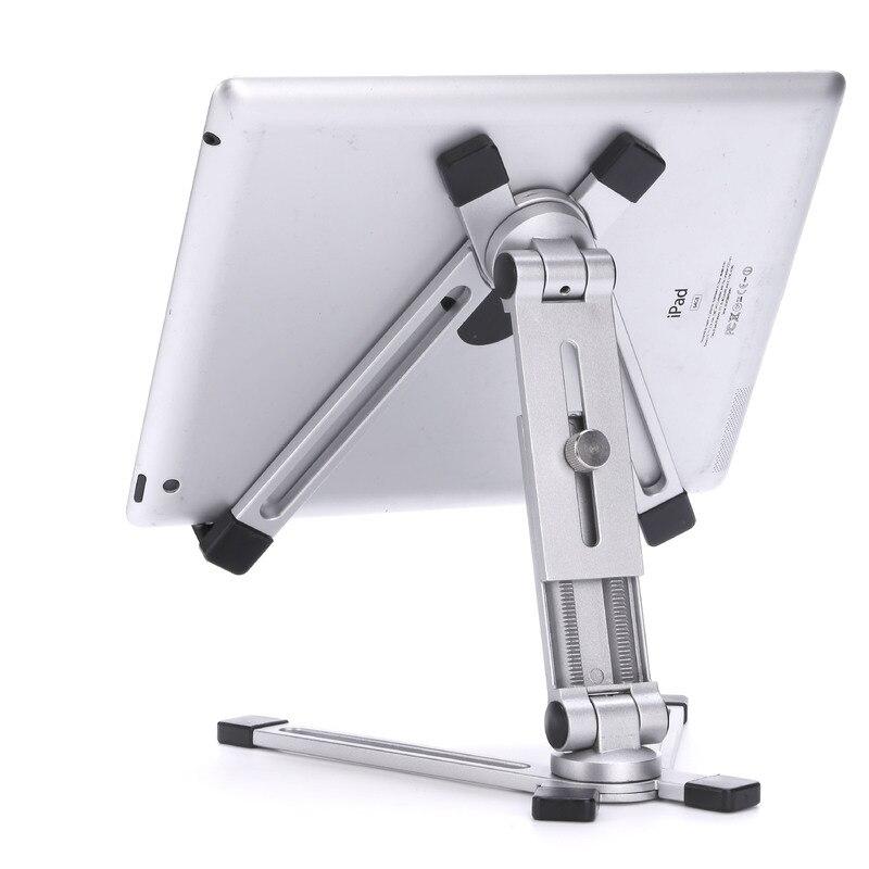 Adjustable Desk Stand Metal Tablet Holder 360 Bracket For IPad Mini 5 Air 2 Pro 12.9 11 9.7 Mipad Samsung Galaxy Tab 4-13 Inch