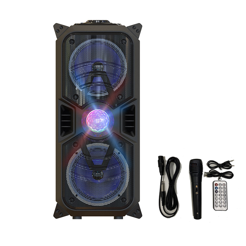 Wireless Bluetooth Speaker LED Portable Hi-Fi Speaker Bass with AUX USB Cool LED Shining Light TF Speakers Loudspeaker SY1776Wireless Bluetooth Speaker LED Portable Hi-Fi Speaker Bass with AUX USB Cool LED Shining Light TF Speakers Loudspeaker SY1776