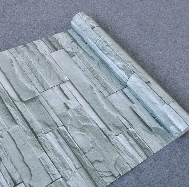 Originální nepromokavé kámen a cihlový nábytek renovované samolepky samolepící tapety nábytek filmová skříň dveře tapety